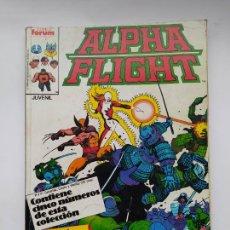 Cómics: ALPHA FLIGHT / LA MASA. RETAPADO CON LOS NUMEROS 32, 33, 34, 35. BILL MANTLO, SAL BUSCEMA. TDK645. Lote 295450003