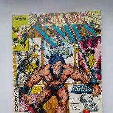 Cómics: CLASSIC X-MEN. RETAPADO CON LOS NÚMEROS 16 17 18 19 20. COMICS FORUM. TDK645. Lote 295451788