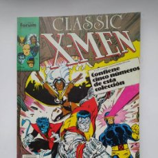 Cómics: CLASSIC X-MEN. RETAPADO CON LOS NÚMEROS 6 7 8 9 10. COMICS FORUM. TDK645. Lote 295451873