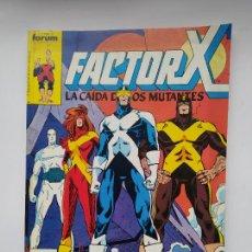 Cómics: FACTOR X RETAPADO CON LOS NÚMEROS 21 22 23 24 25 CÓMICS FÓRUM MARVEL. TDK645. Lote 295452098