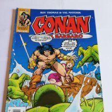 Cómics: CONAN EL BARBARO NUM 70 - BUEN ESTADO. Lote 295476658