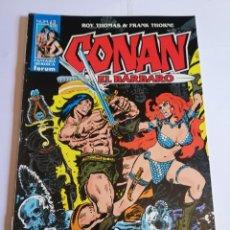Cómics: CONAN EL BARBARO NUM 68 - BUEN ESTADO. Lote 295476668