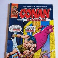 Cómics: CONAN EL BARBARO NUM 77 - BUEN ESTADO. Lote 295476683