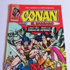 Cómics: CONAN EL BARBARO NUM 73 - BUEN ESTADO. Lote 295476693