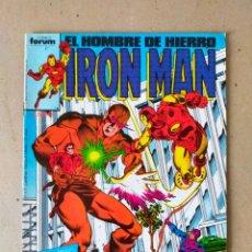 Cómics: EL HOMBRE DE HIERRO: IRON MAN Nº 34 VOL 1 // COMICS FORUM 1988. Lote 295487038