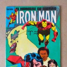 Cómics: EL HOMBRE DE HIERRO: IRON MAN Nº 33 VOL 1 // COMICS FORUM 1987. Lote 295487158