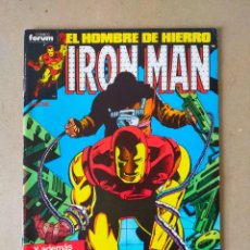 Cómics: EL HOMBRE DE HIERRO: IRON MAN Nº 32 VOL 1 // COMICS FORUM 1987. Lote 295487393
