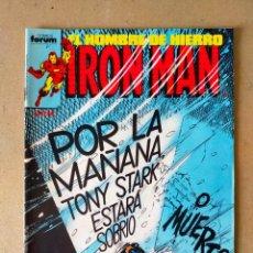 Cómics: EL HOMBRE DE HIERRO: IRON MAN Nº 31 VOL 1 // COMICS FORUM 1987. Lote 295487778