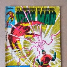 Cómics: EL HOMBRE DE HIERRO: IRON MAN Nº 11 VOL 1 // COMICS FORUM 1985. Lote 295487928