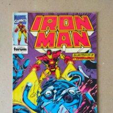 Cómics: IRON MAN Nº 12 VOL 2 // COMICS FORUM 1992. Lote 295488388