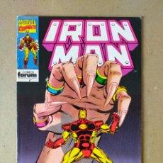 Cómics: IRON MAN Nº 7 VOL 2 // COMICS FORUM 1992. Lote 295488663