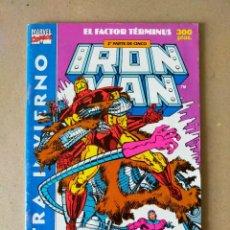 Cómics: IRON MAN - EXTRA DE INVIERNO // COMICS FORUM 1985. Lote 295488988
