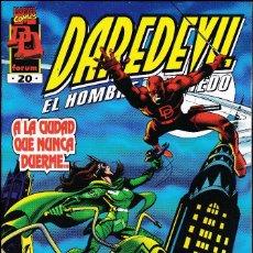Cómics: DAREDEVIL - VOL. 2 MARVEL EDGE - Nº 20 DE 22 - ¡LA CIUDAD QUE NUNCA DUERME! - FORUM -. Lote 295514088