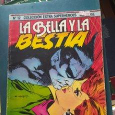 Cómics: LA BELLA Y LA BESTIA. EDICIONES FORUM. EXTRA 12. 1985.. Lote 295594148