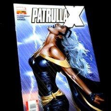 Cómics: EXCELENTE ESTADO PATRULLA X 117 COMICS PANINI. Lote 295594838