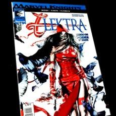 Cómics: DE KIOSCO ELEKTRA 26 MARVEL KNIGHTS COMICS FORUM. Lote 295607928