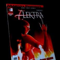 Cómics: EXCELENTE ESTADO ELEKTRA 27 MARVEL KNIGHTS COMICS FORUM. Lote 295608098