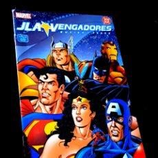 Cómics: CASI EXCELENTE ESTADO JLA VENGADORES 1 COMICS FORUM MARVEL DC. Lote 295609253