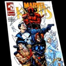 Cómics: CASI EXCELENTE ESTADO MARVEL KNIGHTS COMICS FORUM. Lote 295614903