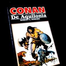 Cómics: EXCELENTE ESTADO NOVELA CONAN 12 DE AQUILONA COMICS FORUM. Lote 295630193