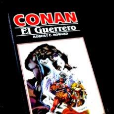 Cómics: EXCELENTE ESTADO NOVELA CONAN 7 EL GUERRERO COMICS FORUM. Lote 295630828