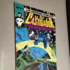 Cómics: EL CASTIGADOR Nº 7 / FORUM. Lote 295702293