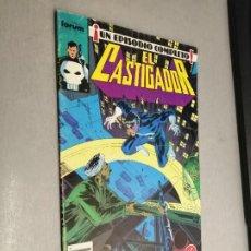 Cómics: EL CASTIGADOR Nº 7 / FORUM. Lote 295702353