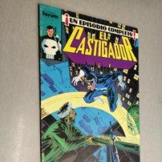 Cómics: EL CASTIGADOR Nº 7 / FORUM. Lote 295702383
