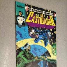 Cómics: EL CASTIGADOR Nº 7 / FORUM. Lote 295702433