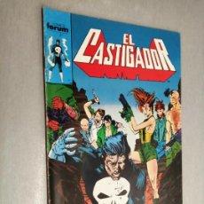 Cómics: EL CASTIGADOR Nº 14 / FORUM. Lote 295703588