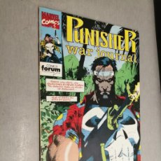 Cómics: PUNISHER WAR JOURNAL Nº 3 / FORUM. Lote 295711613