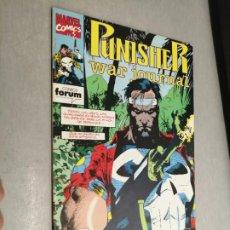 Cómics: PUNISHER WAR JOURNAL Nº 3 / FORUM. Lote 295711658