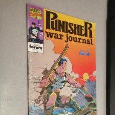 Cómics: PUNISHER WAR JOURNAL Nº 4 / FORUM. Lote 295711693