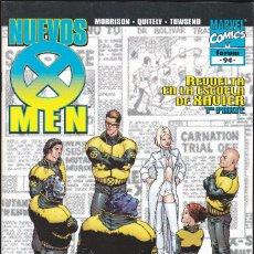 Cómics: NUEVOS X-MEN - VOL. 1 - Nº 94 - ENSEÑANDO FRACTALES A LOS NIÑOS - FORUM -. Lote 295775783