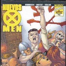 Cómics: NUEVOS X-MEN - VOL. 1 - Nº 96 - REVUELTA EN LA ESCUELA DE XAVIER - FORUM -. Lote 295776253