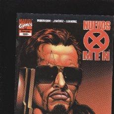Cómics: NUEVOS X-MEN - VOL. 1 - Nº 100 - ASESINATO EN LA MANSIÓN 3 DE 3: ¿QUIÉN LO HIZO? - FORUM -. Lote 295777143
