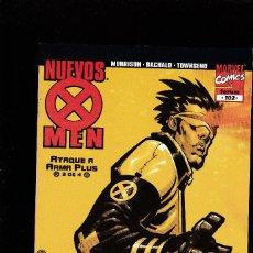 Cómics: NUEVOS X-MEN - VOL. 1 - Nº 102 - ATAQUE A ARMA PLUS 3 DE 4: LA CARNE - FORUM -. Lote 295777603