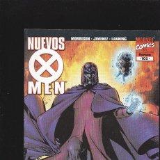 Cómics: NUEVOS X-MEN - VOL. 1 - Nº 105 - PLANETA X 2 DE 5: MAGNETO SUPERIOR - FORUM -. Lote 295801458