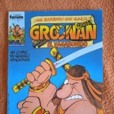 Cómics: GROONAN EL VAGABUNDO 1 FORUM. Lote 295903608