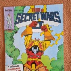Cómics: SECRET WARS II 36 FORUM. Lote 295905238