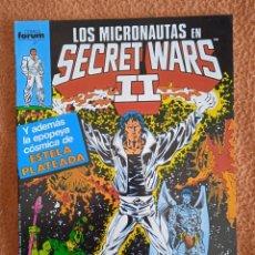 Cómics: SECRET WARS II 37 FORUM. Lote 295905318