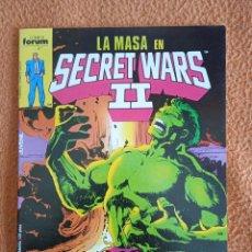 Cómics: SECRET WARS II 23 FORUM. Lote 295905438