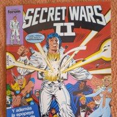 Cómics: SECRET WARS II 33 FORUM. Lote 295905693