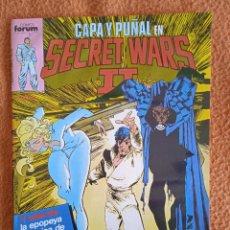 Cómics: SECRET WARS II 34 FORUM. Lote 295905768