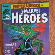 Cómics: MARVEL HÉROES 46 FORUM. Lote 295906283