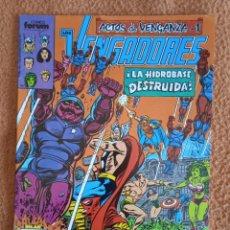 Cómics: LOS VENGADORES 93 VOL 1 FORUM. Lote 295906663