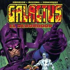 Cómics: GALACTUS: EL DEVORADOR - TOMO - FORUM. Lote 295925943