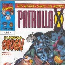 Cómics: LA PATRULLA X VOLUMEN 2. Nº 29. Lote 296596198