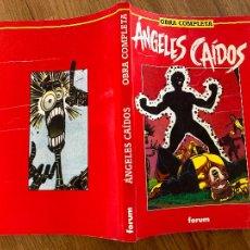 Cómics: ¡LIQUIDACION! - ANGELES CAIDOS - OBRA COMPLETA (8 NUMEROS) - FORUM. Lote 296602028
