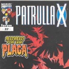 Cómics: LA PATRULLA X VOLUMEN 2. Nº 37. Lote 296622823